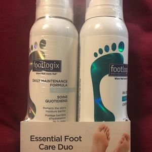 Footlogix Duo Foot Care Mousses